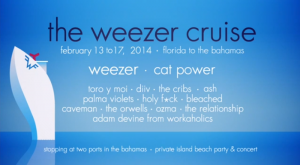 The Fall 2013 report: Babies, shows, Weezer shout-outs, new short films & cruise contests.